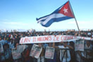 Elian Demonstration, La Habana 1999